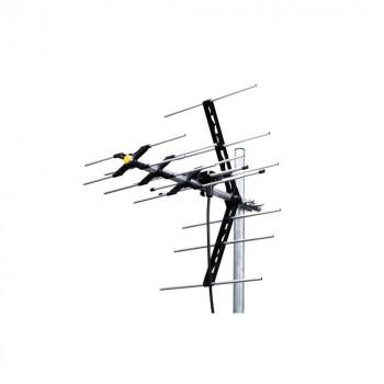 マスプロ電工 標準型 UHFアンテナセット LS56-SET [ラッピング不可][代引不可][同梱不可]