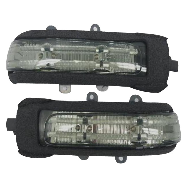SoulMates ドアミラーウィンカー LEDランプ スモーク ヴェルファイア他用 GT-192 [ラッピング不可][代引不可][同梱不可]