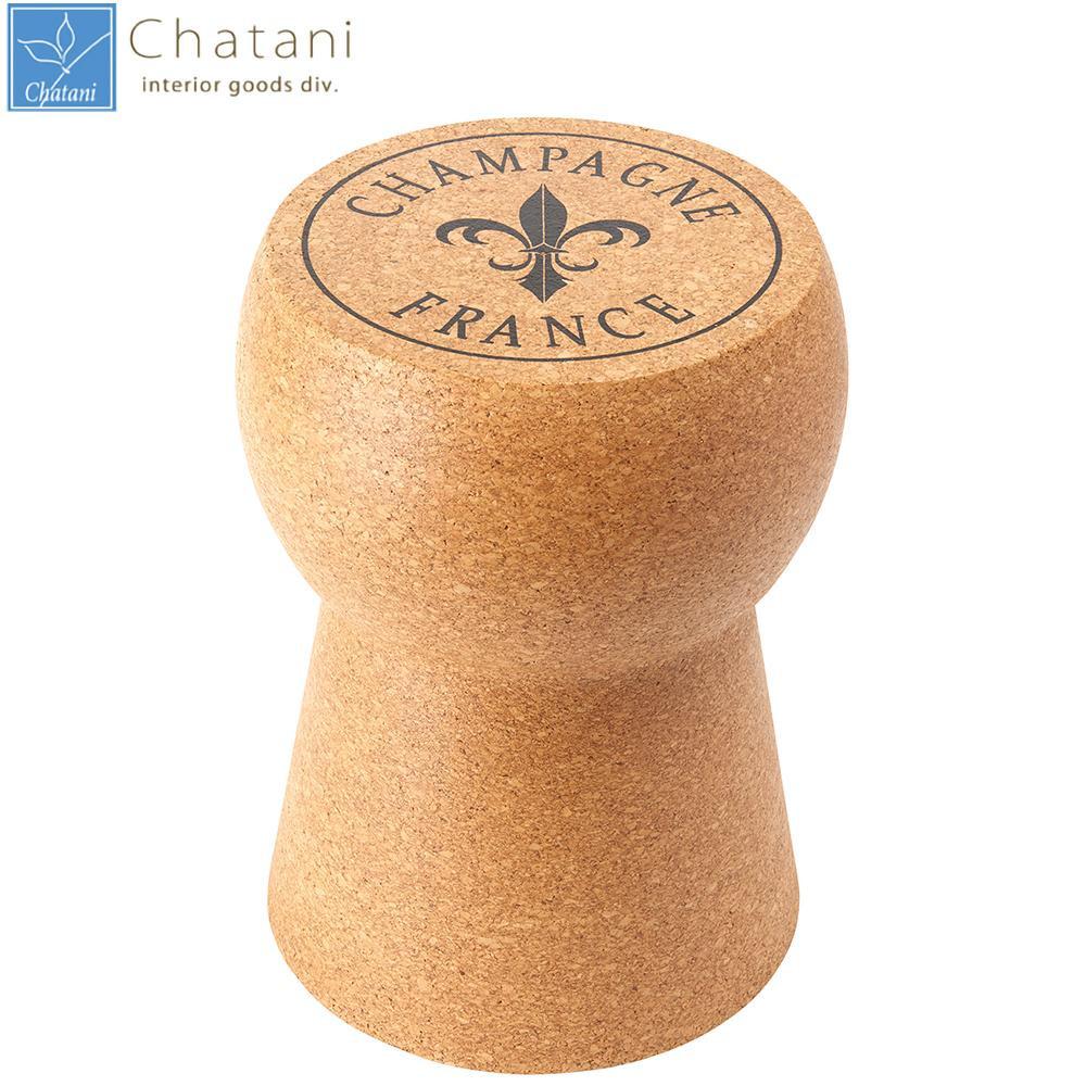茶谷産業 Wine Accessory Collection シャンパンコルク チェア 101-HP-J05F [ラッピング不可][代引不可][同梱不可]