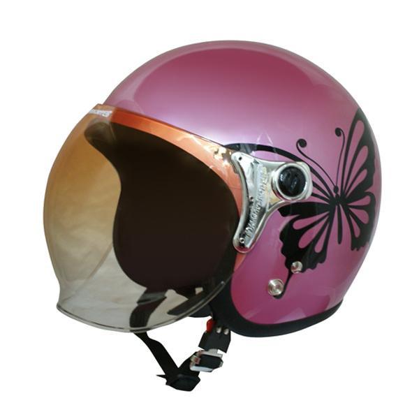 ダムトラックス(DAMMTRAX) NEW チアーバタフライ PINK ヘルメット ヘルメット PINK, カナダマチ:b6cc872b --- officewill.xsrv.jp