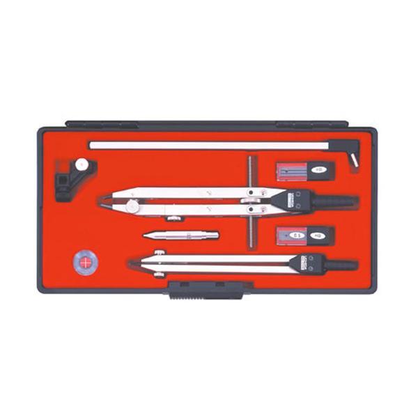KD型製図器 QBセット QB9品組 010-0007