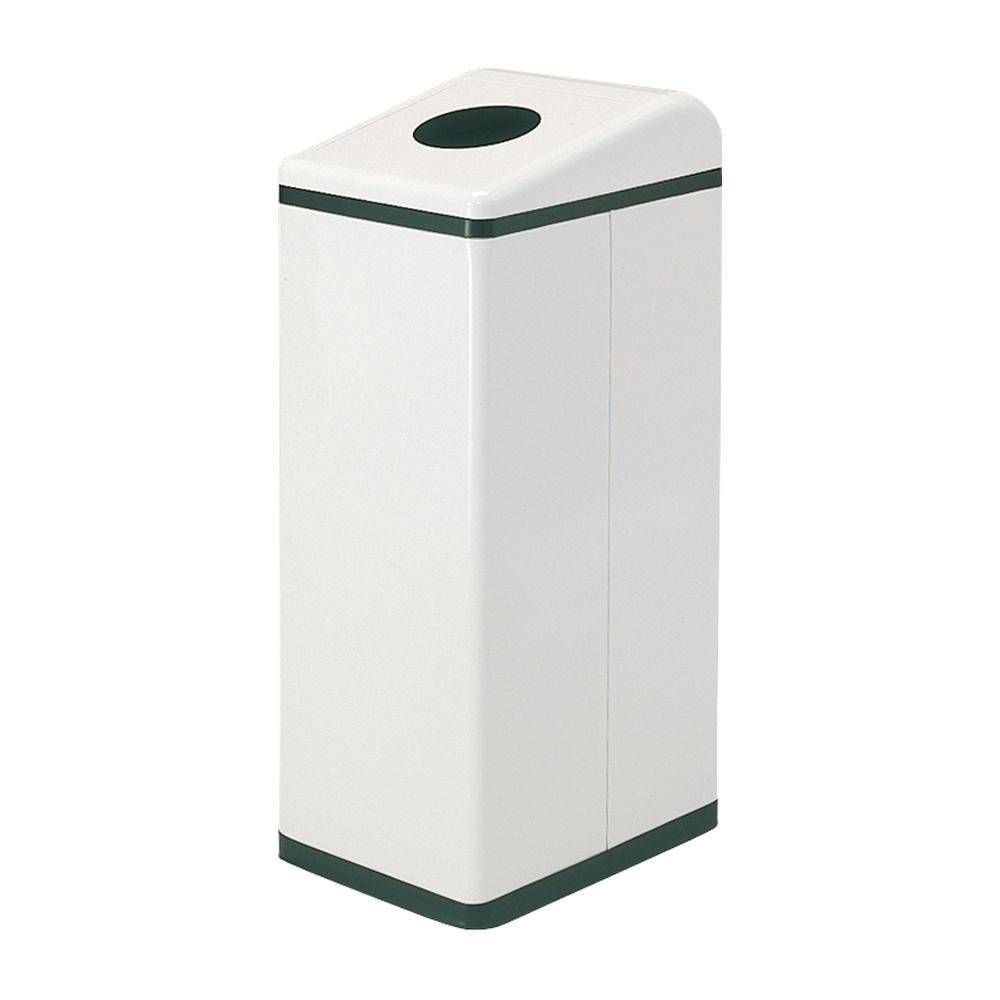 ぶんぶく リサイクルトラッシュ Bライン ビン・カン用 OSL-36 ネオホワイト [ラッピング不可][代引不可][同梱不可]