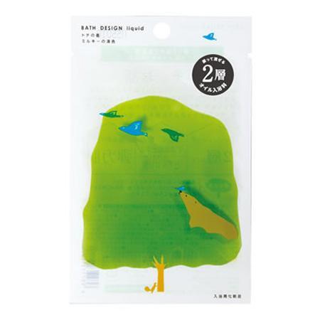 五洲薬品 入浴用化粧品 バスデザイン トチの香 (25ml×10袋)×12箱(120袋入り) BD-T