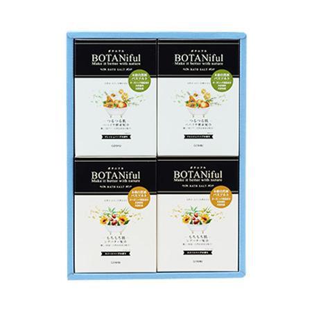 五洲薬品 入浴用化粧品 ボタニフルバスソルト ギフト BOT-G24 ((35g×4包)×4箱)×12セット [ラッピング不可][代引不可][同梱不可]