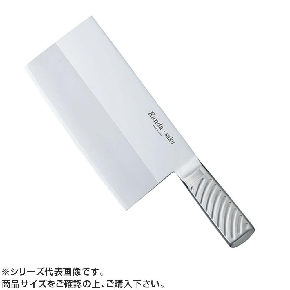 神田作 共柄中華包丁 KT-6 500g 438024