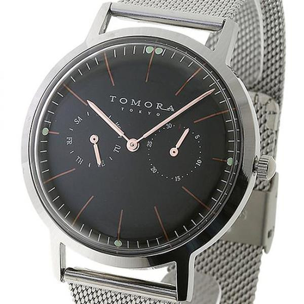 TOMORA TOKYO(トモラ トウキョウ) 腕時計 T-1603-PBK
