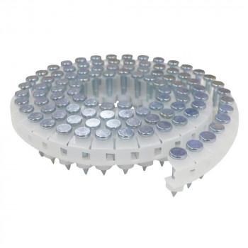 垂直プラ連結 コンクリートピン 19mm 100本巻×10巻 PCP19H