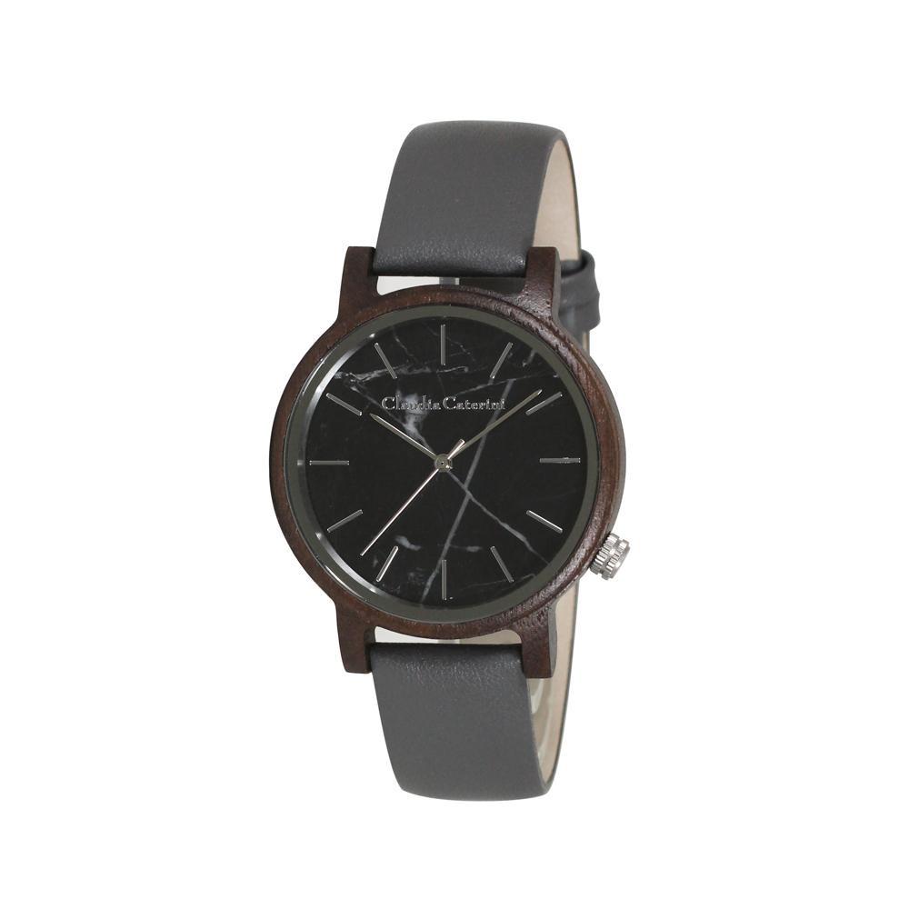 腕時計 クラウディア・カテリーニ グレー CC-A119-GRW