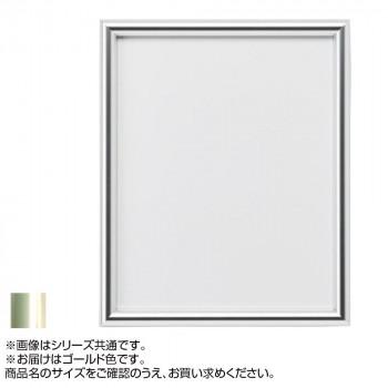アルナ アルミフレーム デッサン額 IC ゴールド F-8(595×520)・283 [ラッピング不可][代引不可][同梱不可]