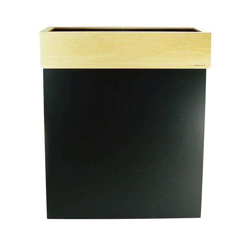 ヤマト工芸 HANGER DUST W YK06-109 ブラック [ラッピング不可][代引不可][同梱不可]