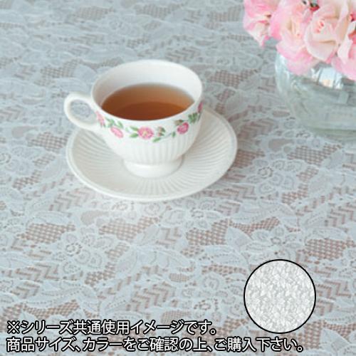 富双合成 テーブルクロス フローラレース 約130cm幅×20m巻 FP2003 ホワイト [ラッピング不可][代引不可][同梱不可]