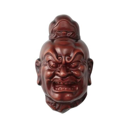 高岡銅器 鉄製面 仁王面 ア形 小 166-10