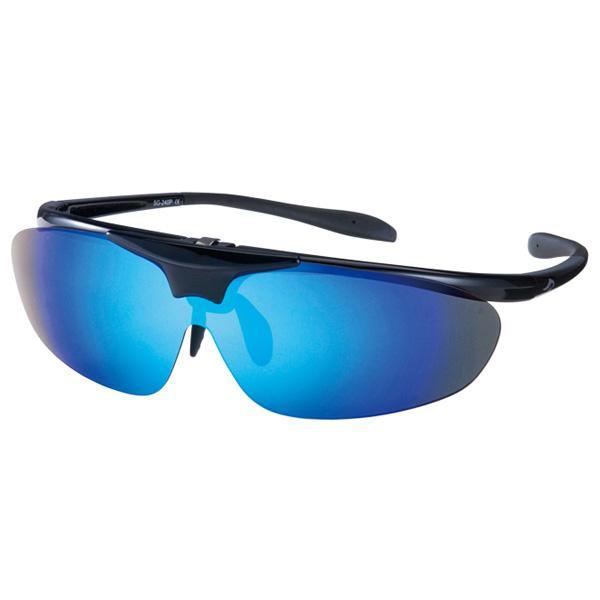 AXE(アックス) ドライビングファッショングラス 偏光レンズ SG-240PE BU [ラッピング不可][代引不可][同梱不可]