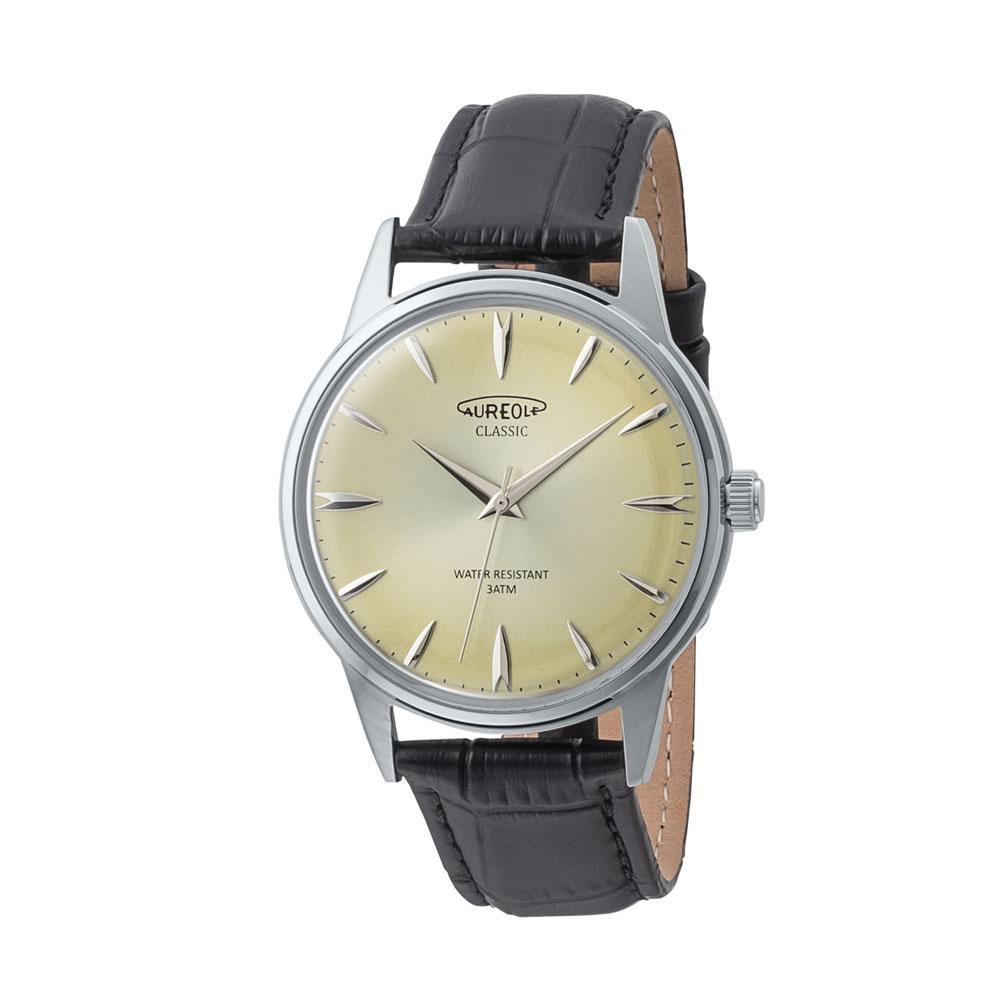AUREOLE(オレオール) ドレス メンズ 腕時計 SW-618M-07