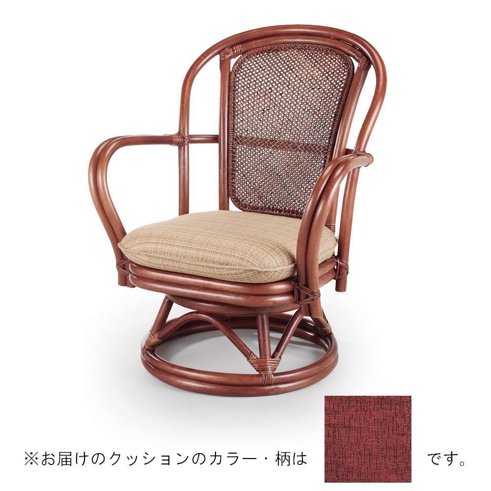 今枝ラタン 籐 シーベルチェア 回転椅子 アルファー A-230SD [ラッピング不可][代引不可][同梱不可]