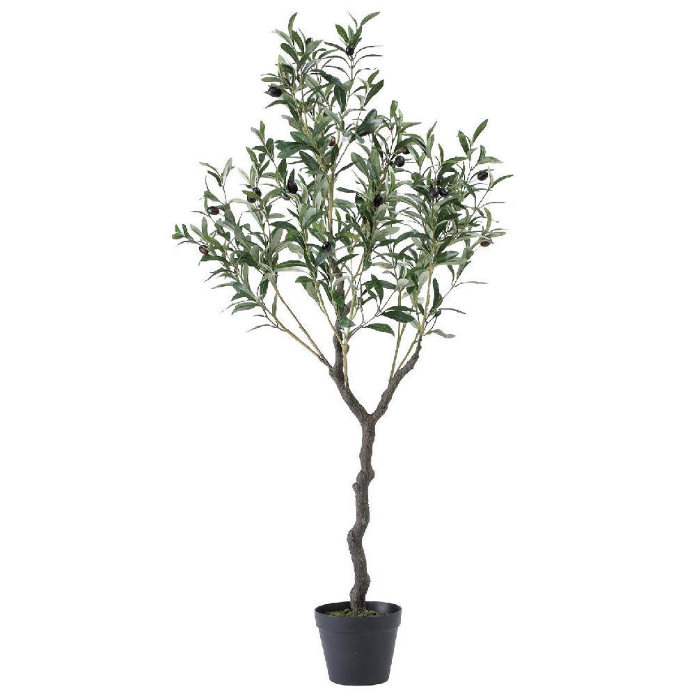 SPICE フェイクグリーン オリーブの木 120cm CXGK1013 [ラッピング不可][代引不可][同梱不可]