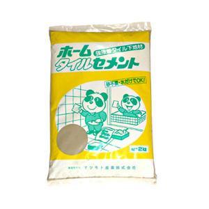 マツモト産業 ホームタイルセメント 2kg×15袋 [ラッピング不可][代引不可][同梱不可]