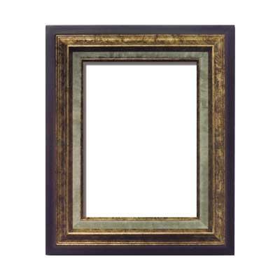 油額 金 F4号 ガラス 333×242mm 3001 [ラッピング不可][代引不可][同梱不可]