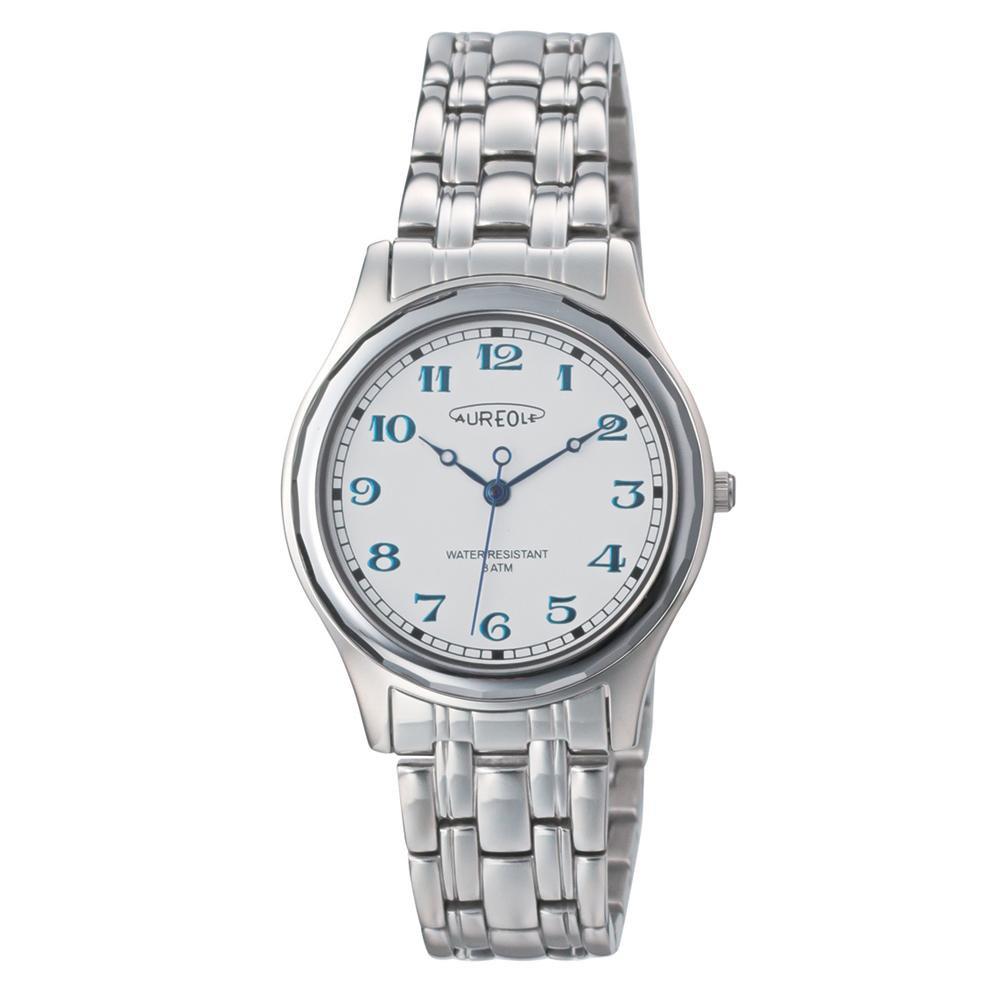 AUREOLE(オレオール) 超硬 メンズ 腕時計 SW-491M-4