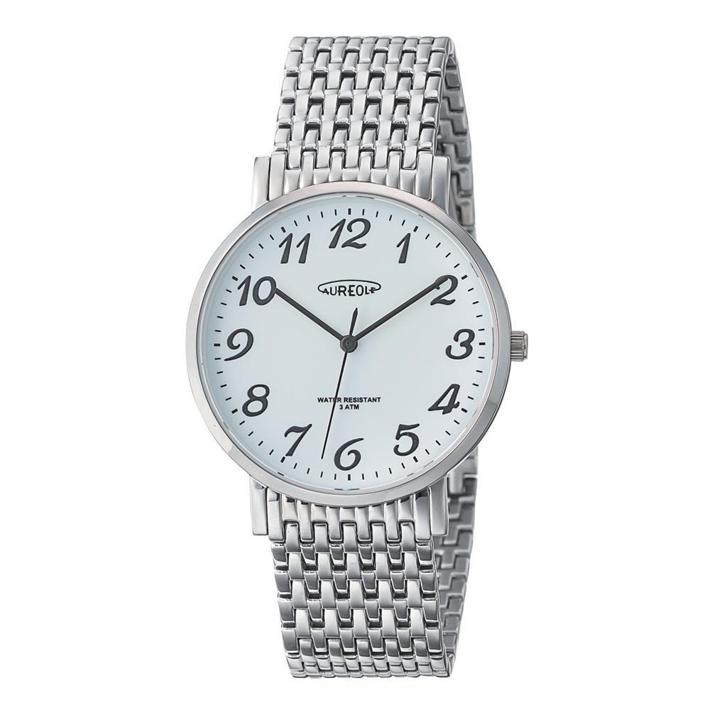 AUREOLE(オレオール) ドレス メンズ 腕時計 SW-613M-03