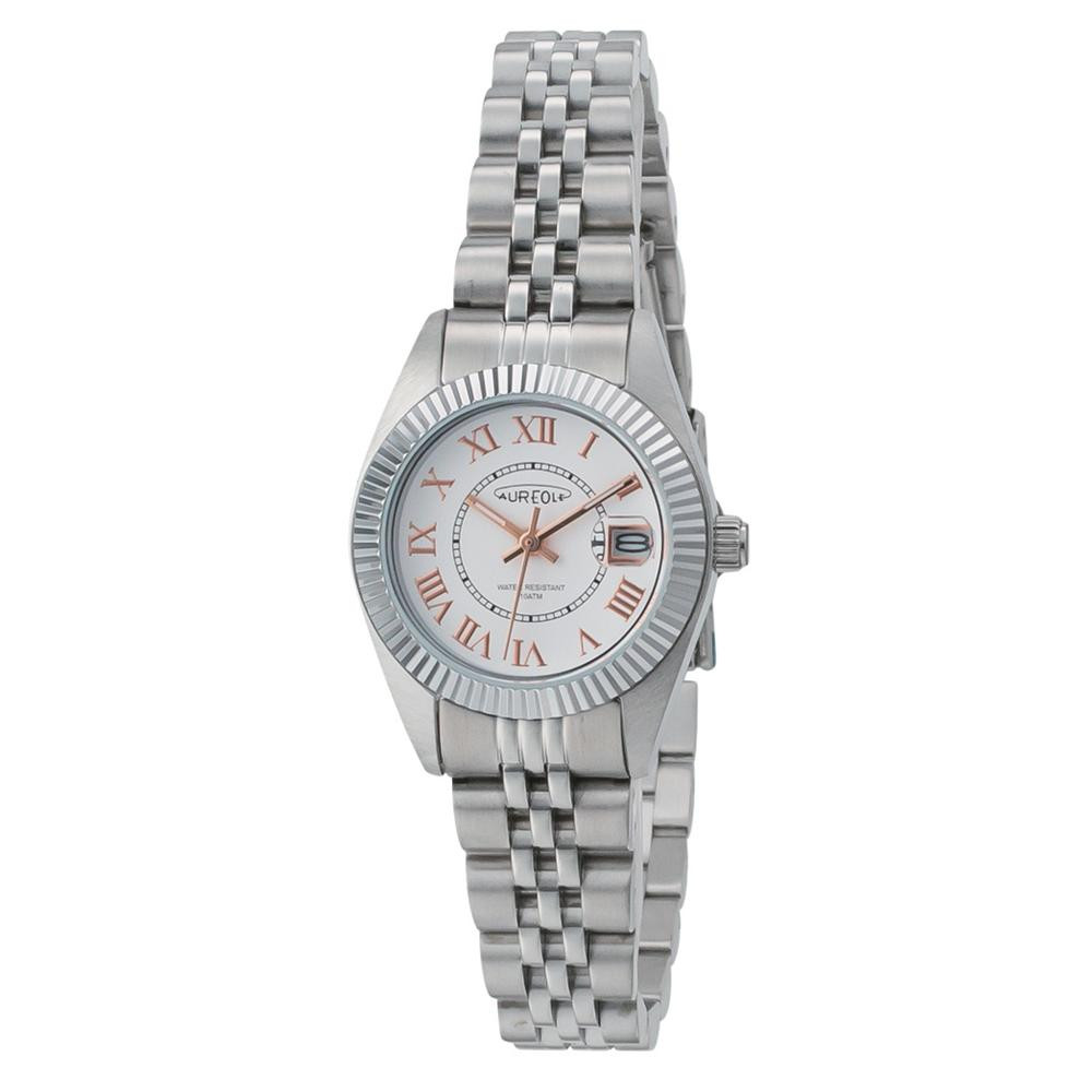 AUREOLE(オレオール) 日本製 レディース 腕時計 SW-592L-F