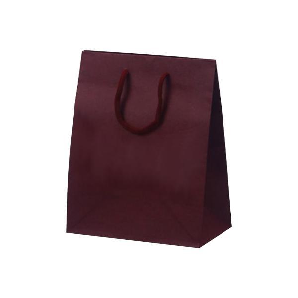 T-2 カラークラフト 紙袋 200×120×250mm 100枚 ワイン 1024 [ラッピング不可][代引不可][同梱不可]