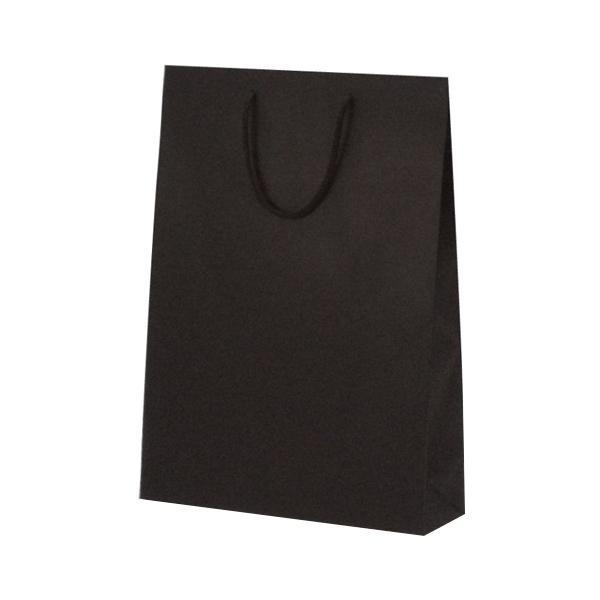 T-8 カラークラフト 紙袋 330×100×450mm 100枚 ブラウン 1053 [ラッピング不可][代引不可][同梱不可]