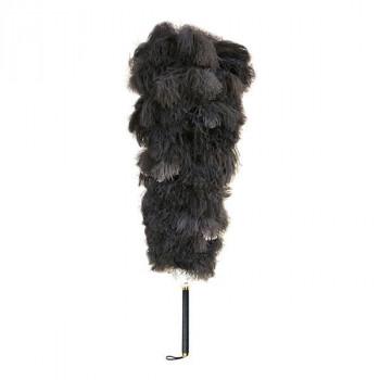 石塚羽毛 日本製 オーストリッチ毛ばたき 1100mm D150 [ラッピング不可][代引不可][同梱不可]