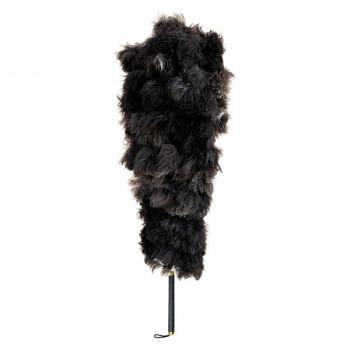 石塚羽毛 日本製 オーストリッチ毛ばたき 1150mm D200 [ラッピング不可][代引不可][同梱不可]