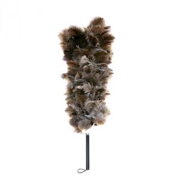 石塚羽毛 日本製 オーストリッチ毛ばたき 1000mm GLD100 [ラッピング不可][代引不可][同梱不可]