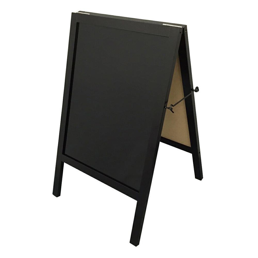 A型案内板 小型両面 WAB4559-BRMBK [ラッピング不可][代引不可][同梱不可]