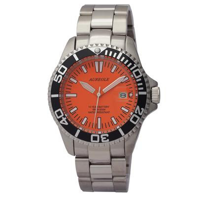 AUREOLE(オレオール) スポーツ メンズ腕時計 SW-416M-A3