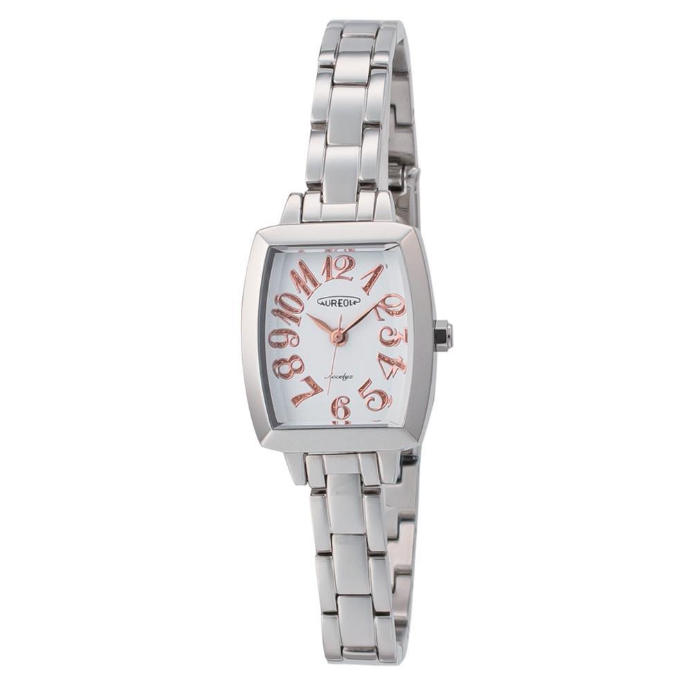 AUREOLE(オレオール) アクセリーゼ レディース 腕時計 SW-497L-8