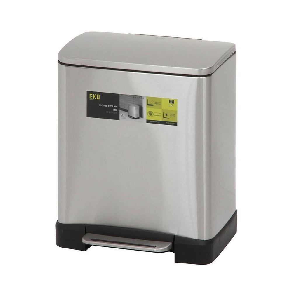 キューブステップビン 10+9L(40350) 41074 [ラッピング不可][代引不可][同梱不可]