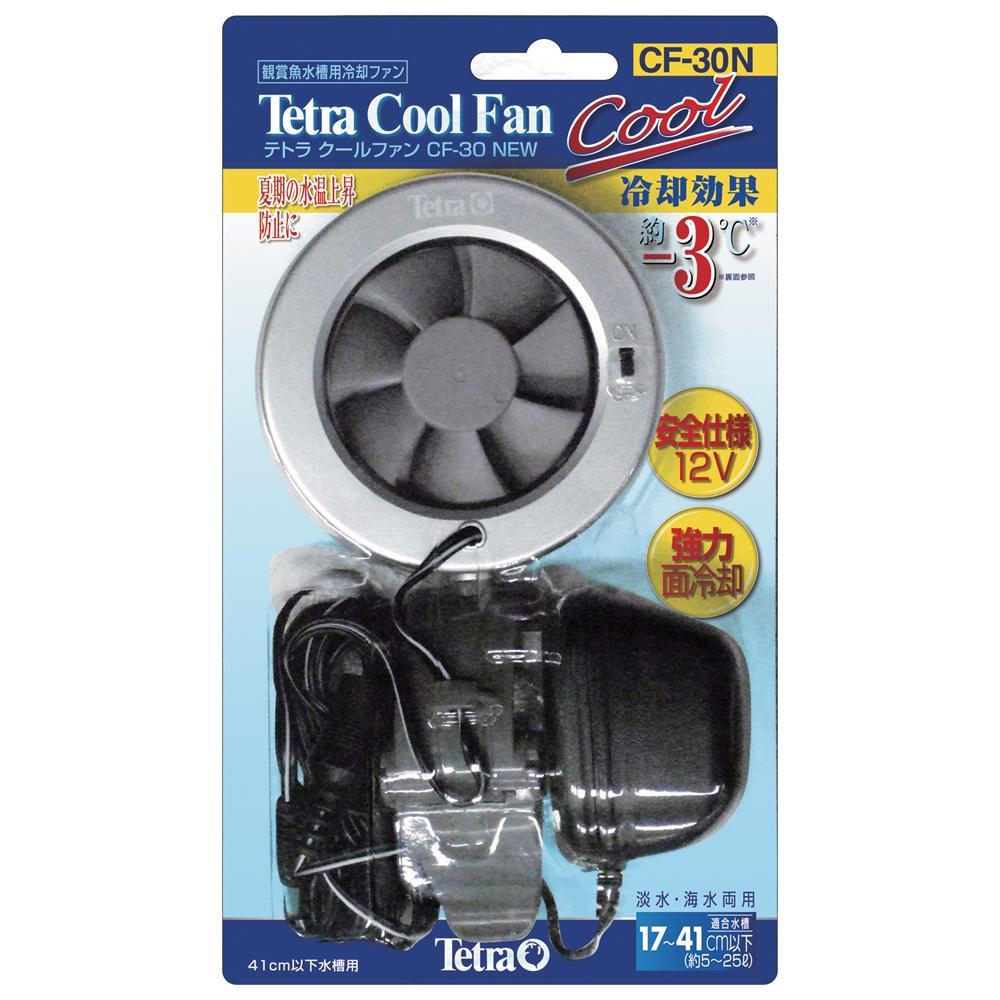 Tetra(テトラ) クールファン CF-30 NEW (適合水槽17~41cm用) 24個 75070 [ラッピング不可][代引不可][同梱不可]