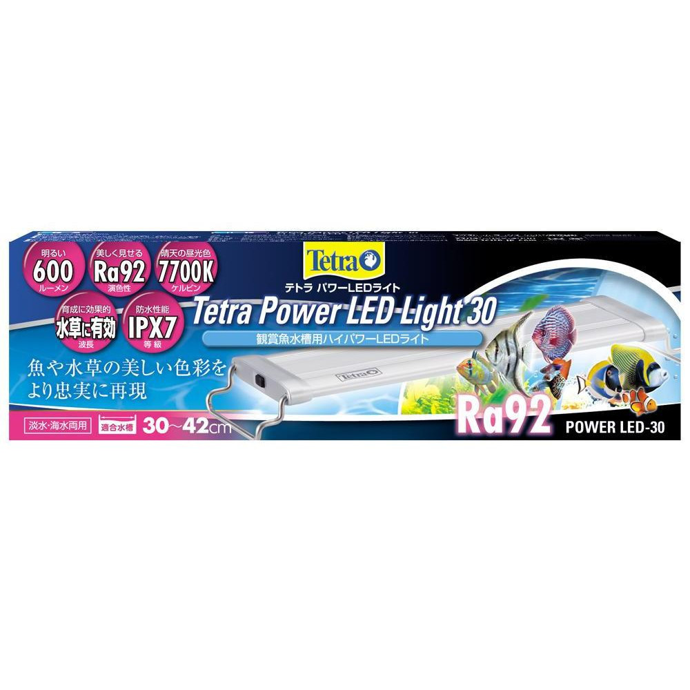 Tetra(テトラ) パワーLEDライト30 6個 73351