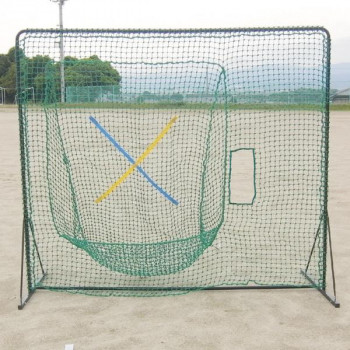 野球 ティーバッティング練習用ネット Toss.T-Net BX77-91 [ラッピング不可][代引不可][同梱不可]