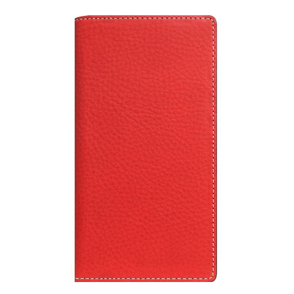 SLG Design(エスエルジーデザイン) iPhone 11 Minerva Box Leather Case レッド SD17907i61R