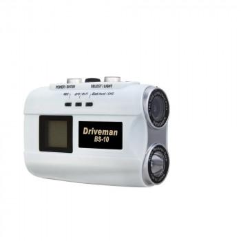 Driveman(ドライブマン) バイクカメラ BS-10 White_body・BS-10-W