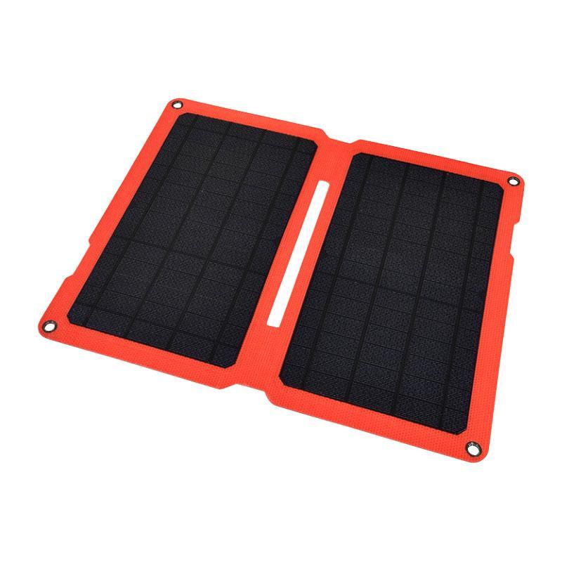 OHM 充電用ソーラーパネル 16W BT-JS16