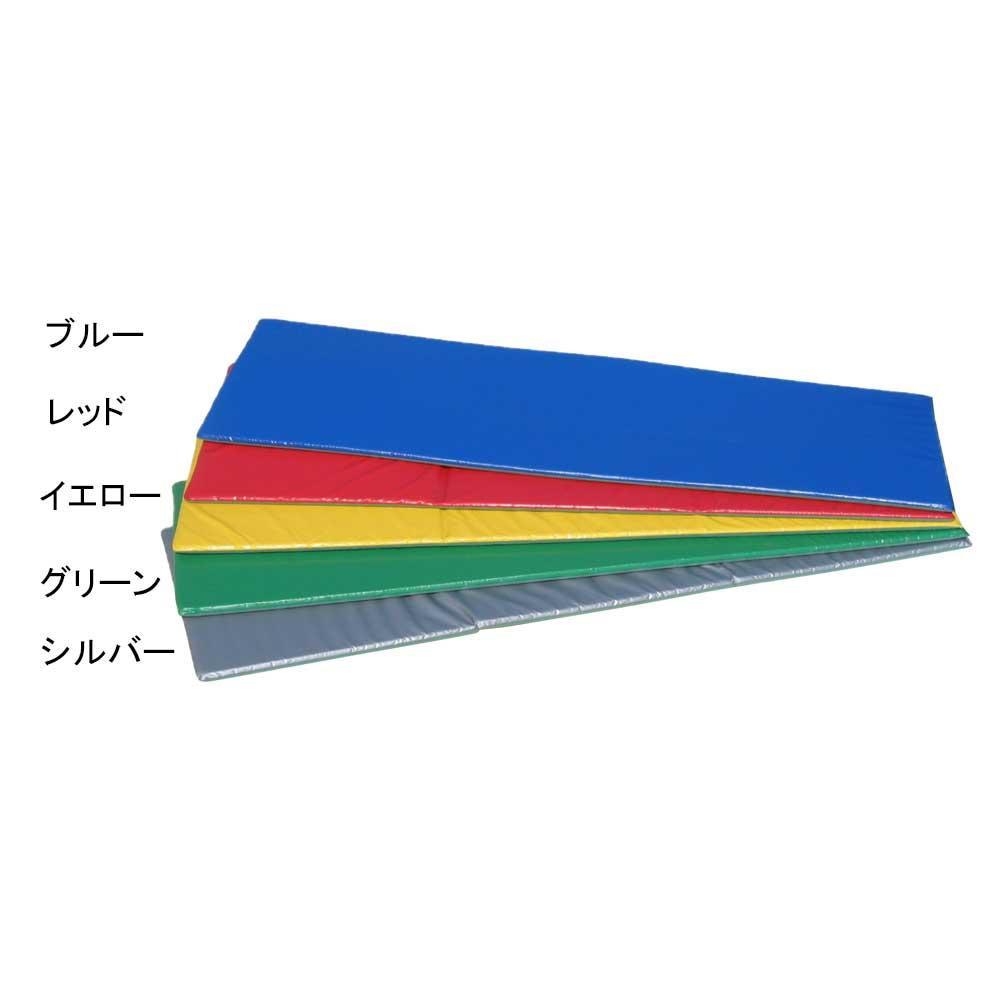 フィットネスマット 60×150×2cm F-54 レッド [ラッピング不可][代引不可][同梱不可]