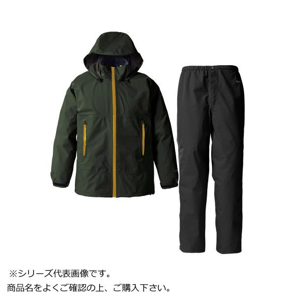 GORE・TEX ゴアテックス パックライトレインスーツ メンズ モスグリーン XL SR137M