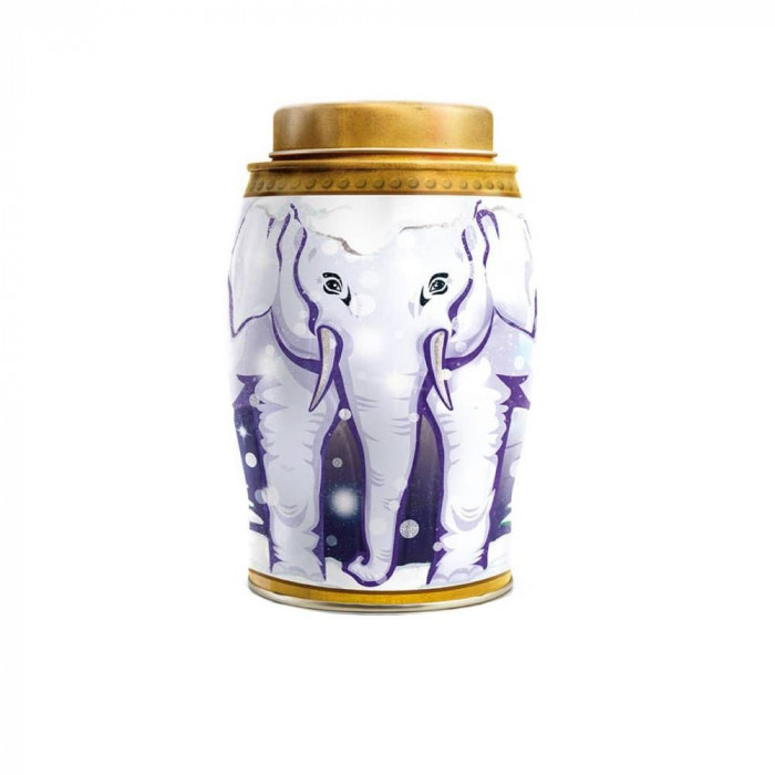 ボーアンドボン ウィリアムソンティー スノーグローブ(アールグレイ) 2.5gx40P×6缶 [ラッピング不可][代引不可][同梱不可]