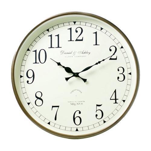 掛け時計 丸型 KG-47332