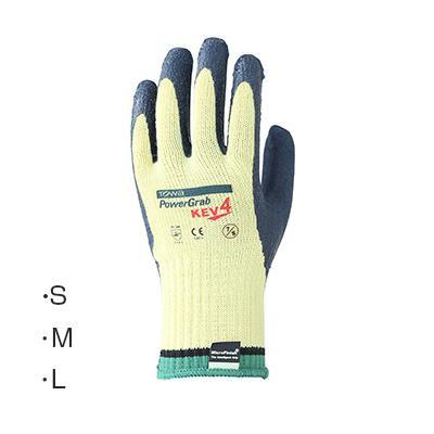 東和コーポレーション(TOWA) ゴム手袋 メジャーローブケブラーKEV4 12双 7・S [ラッピング不可][代引不可][同梱不可]