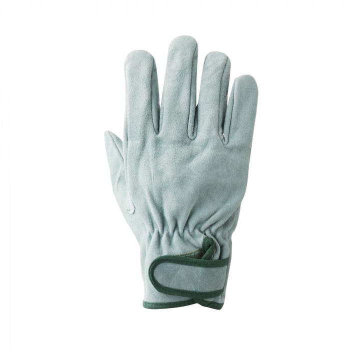東和コーポレーション(TOWA) 手袋 牛床革 オイル加工マジック付 12双 463 フリーサイズ [ラッピング不可][代引不可][同梱不可]