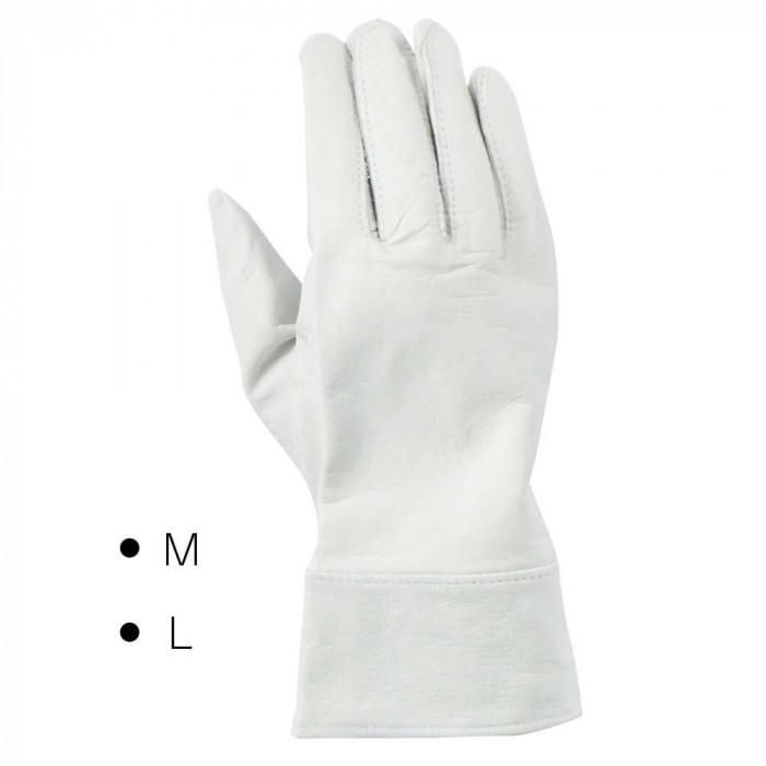 東和コーポレーション(TOWA) 手袋 牛表革 クレスト カフス付 10双 474 M [ラッピング不可][代引不可][同梱不可]