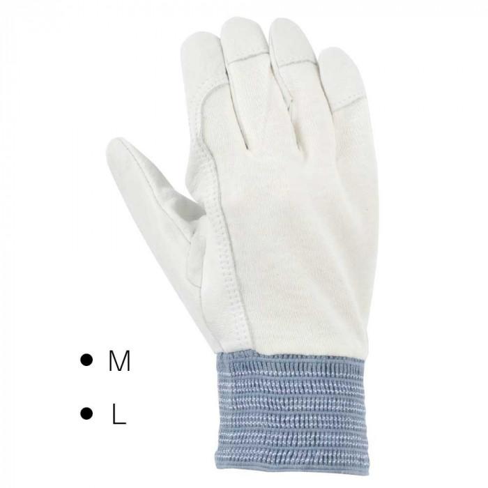 東和コーポレーション(TOWA) 手袋 牛表革 甲メリヤス 10双 477 M [ラッピング不可][代引不可][同梱不可]