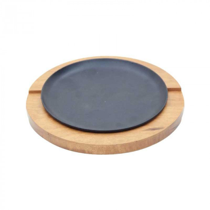 シュラスコ 丸ステーキ鉄板セット 10239/098