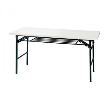 オフィス家具 ミーティングテーブル ハイタイプ 150×60×70cm ホワイト KM1560T-W [ラッピング不可][代引不可][同梱不可]